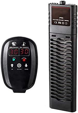 アクアリウム自動サーモスタット、LEDミニ防爆加熱棒、過熱保護、防水および熱傷防止