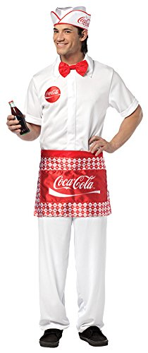 adult (Mens Soda Jerk Costumes)