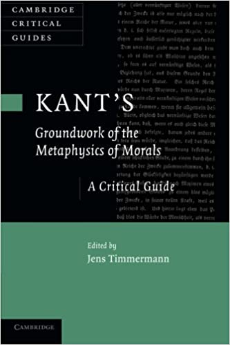 grounding for the metaphysics of morals analysis