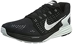Nike Womens Wmns Lunarglide 7, Blacksummit White-anthracite, 11 Us