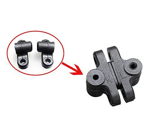 Tecesy RC Vehicle Parts F12040-041 Rear Joint Lever Fixed Part One Pair