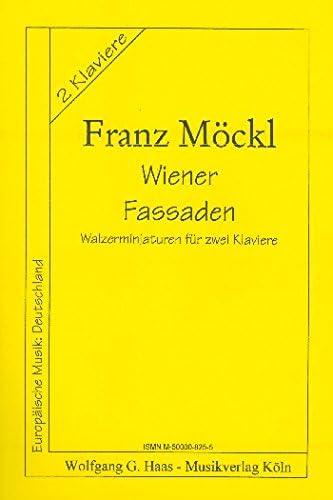 fachadas: Walzer Miniaturas de Viena: Möckl, Franz: Amazon.es ...