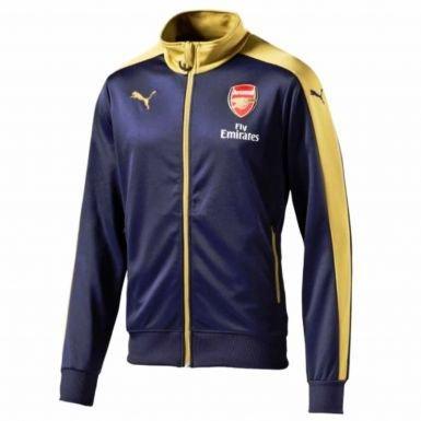 Arsenal Stadium - Zipped Arsenal FC Stadium Jacket by Puma (Adults)