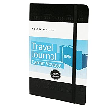 MoleskinePHTR3A Passion-Journal Reise Large, Hardcover mit Prägung ...