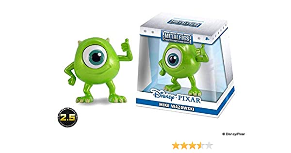 Jada Toys Disney Metalfigs Figura Diecast Mike Wazowski 6 cm ...