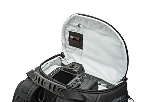 "41sIWfGKI0L - Lowepro ProTactic 350 AW - A Professional Camera Backpack for 1-2 Pro DSLR Cameras and 13"" Laptop"