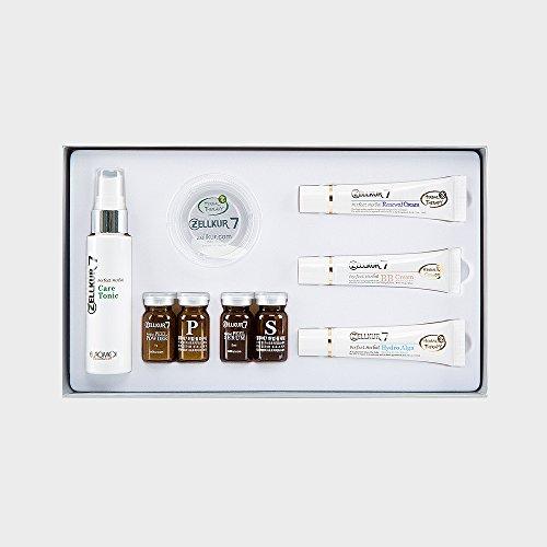Zellkur Herbal Coco Peel Mini Set - Renewal (Mini Peel Kit)