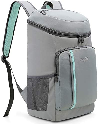 TOURIT Cooler Backpack 30 Cans Lightweight Insulated Backpack Cooler Leak-Proof Soft Cooler Bag Large Capacity for Men Women to Picnics, Camping, Hiking, Beach, Park or Day Trips 1