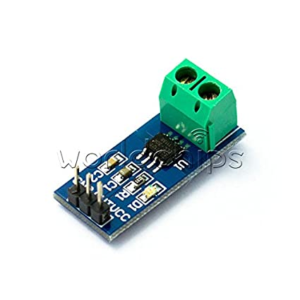 20A ACS712 Module 5V Measuring Range Current Sensor Hall Board For Arduino new