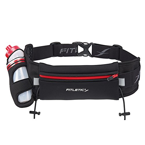 Fitletic Hydration Belt – HD12G Fully Loaded