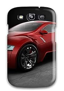 Galaxy S3 AZiDshj270LaDbI Audi R Zero Concept Car Tpu Silicone Gel Case Cover. Fits Galaxy S3