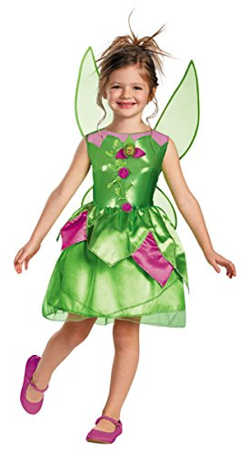 Tinkerbell Costumes Ideas (Tinker Bell Classic Child Costume - X-Small)