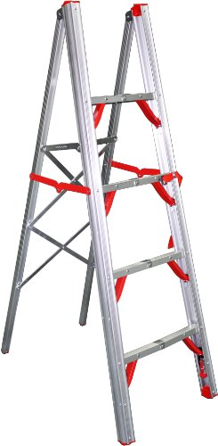 Telesteps 500FLS OSHA Compliant 5 ft Single sided folding step ladder (STIK) ()