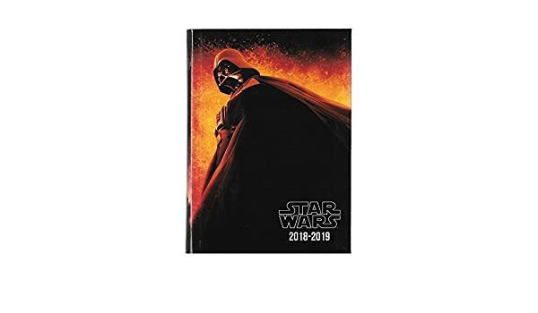Star Wars - Agenda Año Escolar 2018 - 2019 intra-vaginal ...