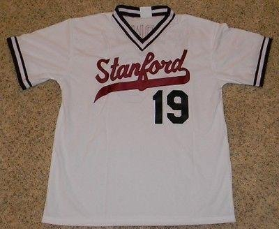 Jack McDowell Signed Jersey - STANFORD CARDINAL #19 - PSA/DNA Certified - Autographed College Jerseys