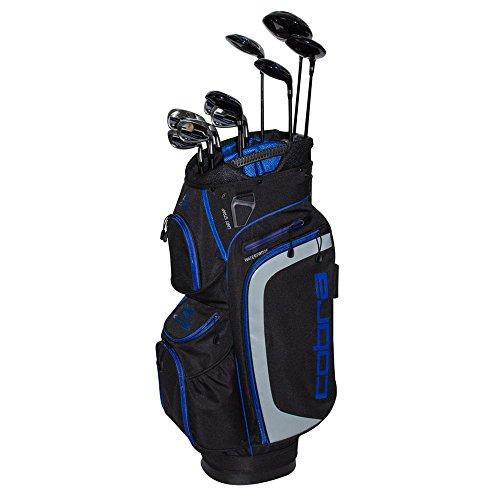 NEW Cobra Golf XL 13 Piece Complete Set w/ Bag, Irons, Driver 2017 Lite -  BX1901RGACS13B