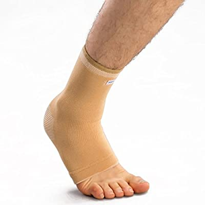 Far infrared Ankle support Warmer Arch Heel brace Wrap guard Foot Compression Sleeve for Plantar Fasciitis Sock foot pain ankle injury ect£¬Single£¬Black£¬M L XL