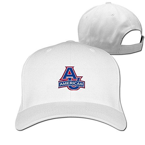 American University Logo Fashion Hats Snap Back