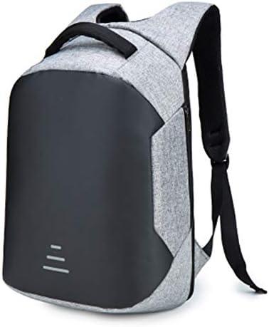 Business Anti-Diebstahl-Laptop Umhängetasche männlich USB Aufladen weiblichen Rucksack Studententasche