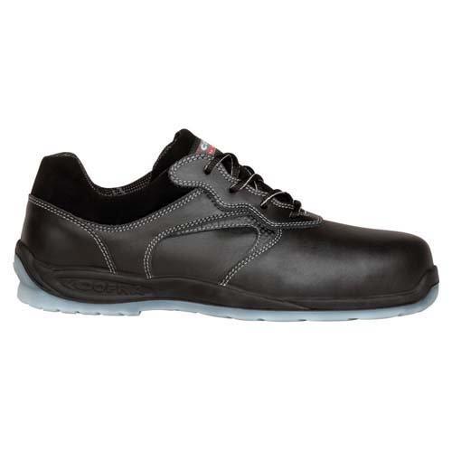 Cofra 11410–000.w37 Schuhe,Bessel, Größe 4, Schwarz -
