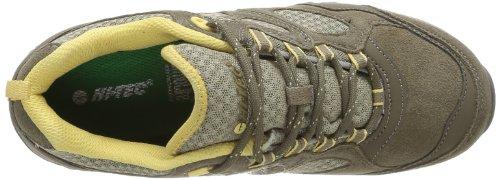 Hi-Tec Halona Wp W - Zapatillas de montaña Mujer Marrón (Braun (SMOKEY BROWN/TAUPE/GOLDEN 041))