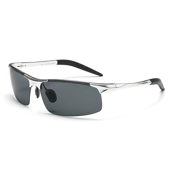 Yangjing-hl Gafas de Sol polarizadas a estrenar de Aluminio ...