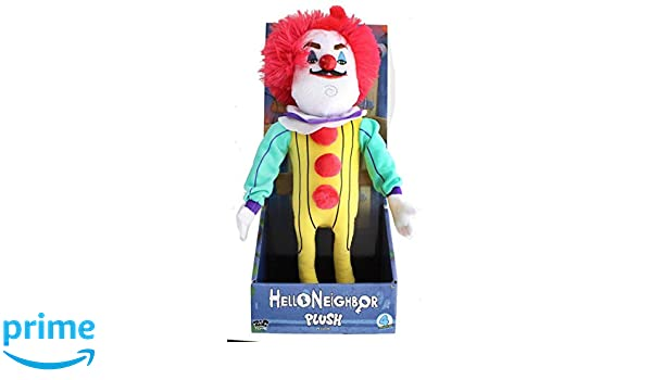 Amazon.com: UCC Distributing Hello Neighbor 15-Inch Plush ...