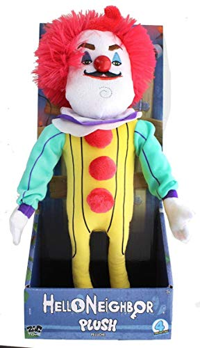 UCC Distributing Hello Neighbor 15-Inch Plush - The Neighbor Clown Costume