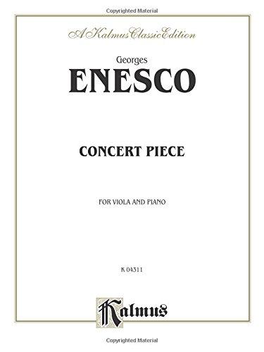 UPC 029156975505, Concert Piece (Kalmus Edition)