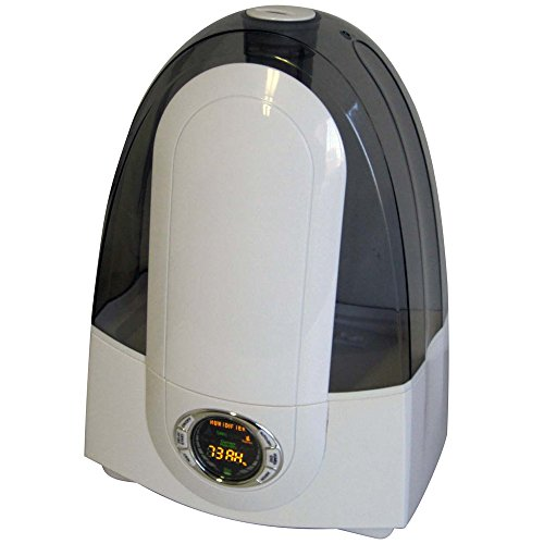 Optimus 2.0 Gallon Output Cool Mist Ultrasonic Humidifier, LCD Display 31006