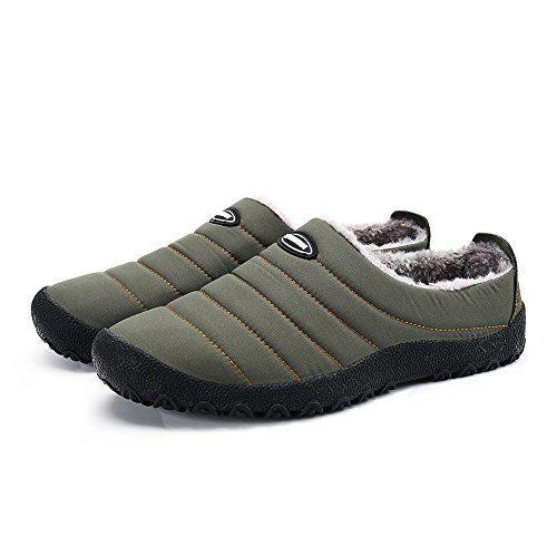 1d80f167f3a30 ASLISA Mens Womens House Slippers Snow Winter Outdoor Indoor Anti-Slip  Slippers - Buy Online in UAE. | Shoes Products in the UAE - See Prices, ...