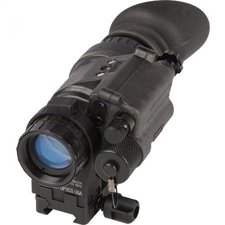 Night Optics USA NM-P14-F3G 1X Gen 3 Gated + Man