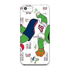 Special Winvin Skin Case Cover For Iphone 5c, Popular Boston Red Sox Phone Case