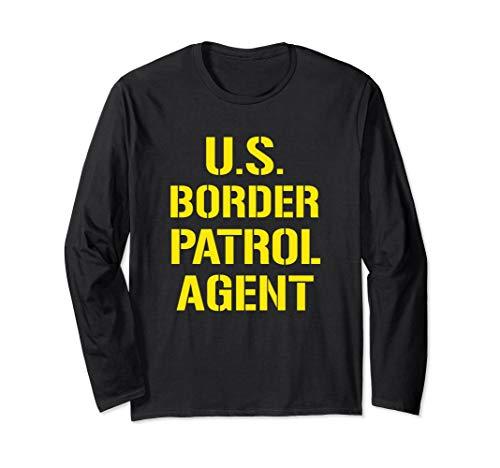 US Border Patrol Agent Halloween Costume ICE Shirt