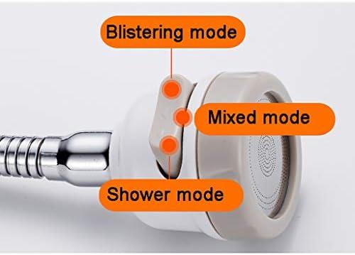 蛇口エアレーター、キッチン加蛇口、防滴蛇口、360度回転蛇口エクステンダー (サイズ : B)