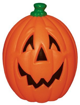 (General Foam Plastics H7007TS Light Up Pumpkin Figurine, 23-Inch,)