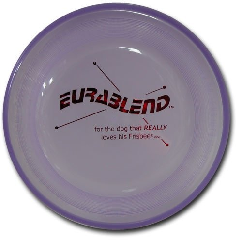 Wham-O Eurablend 95 Gram Fastback Frisbee Dog Disc by Wham-O