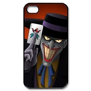 Popular Joker iPhone 4/4s Case Hard Plastic Case for iPhone 4/4s