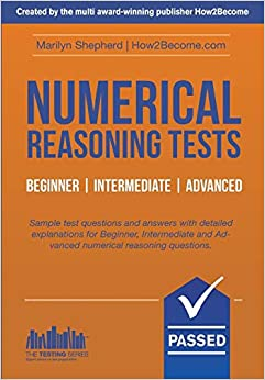 Descarga gratuita Numerical Reasoning Tests Beginner - Intermediate - Advanced: Sample Test Questions And Answers With Detailed Explanations For Beginner, Intermediate ... Reasoning Questions. PDF