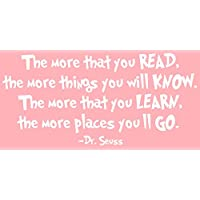 Dr Seuss Lorax Decals – Inspirational Quotes Wall Decals For Your Dr Seuss Co...