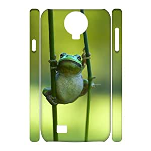 SamSung Galaxy S4 I9500 3D Custom Phone Back Case with frog Image