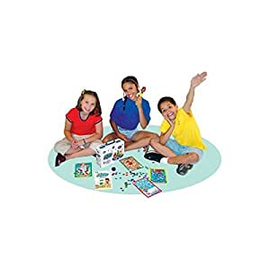 Chipper Chat Laminated Open-Ended Magnetic Game - Super Duper Publications Educational Learning Toy for Kids
