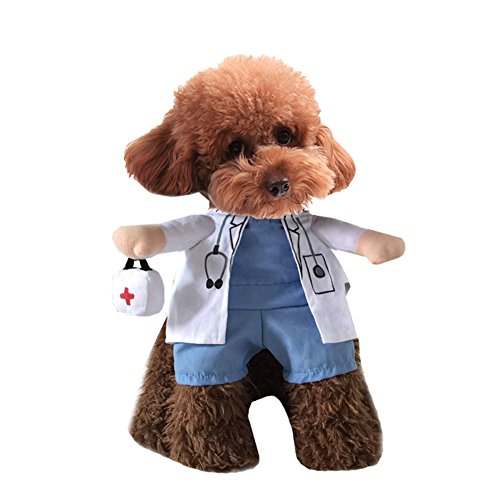 NACOCO-Dog-Cat-Doctor-Costume-Pet-Doctor-Clothing-Halloween-Jeans-Outfit-Apparel