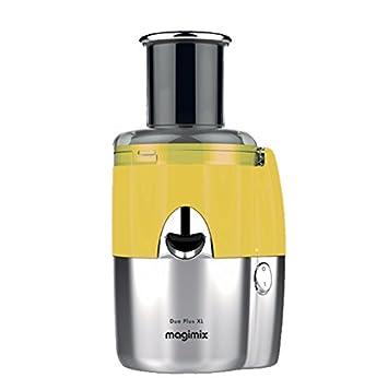 Magimix Duo Plus XL - Exprimidor (Exprimidor, Naranja, Amarillo, Francia, De plástico, Acero inoxidable, 400 W, 214 mm): Amazon.es: Hogar