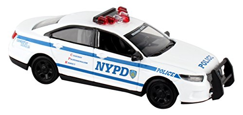 nypd police car - 2