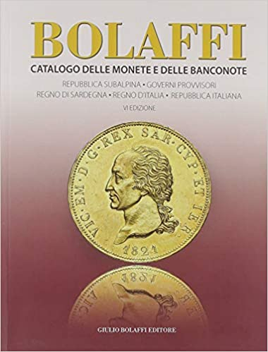 df88519885 Amazon.it: Bolaffi. Catalogo delle monete e delle banconote - - Libri