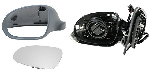 Power Heated Turn Signal Side View Mirror Driver Left LH for VW Golf GTI - Rabbit Mirrors Vw