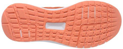 adidas Damen Duramo 8 Laufschuhe Rot (Chalk Coral S18/trace Orange S18)