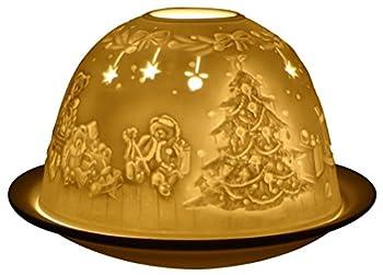 Welink Light-Glow Tealight Candle Holder, Christmas Home