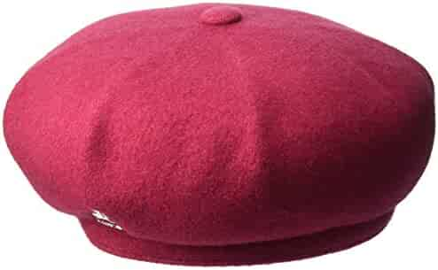 54edc1ca Kangol Men's Placket Adjustable Ivy Cap with Tartan Lining and Trim.  seller: Hats LLC. (5). Kangol Men's Wool Jax Beret Hat